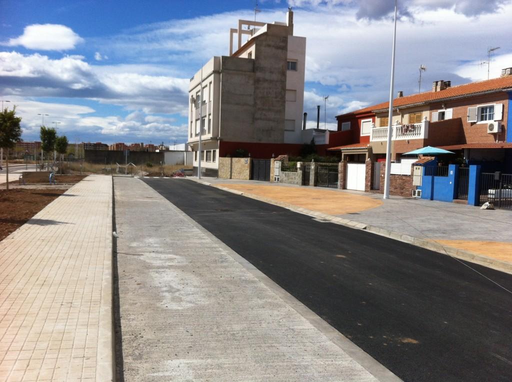 Calle Sierra Cazorla