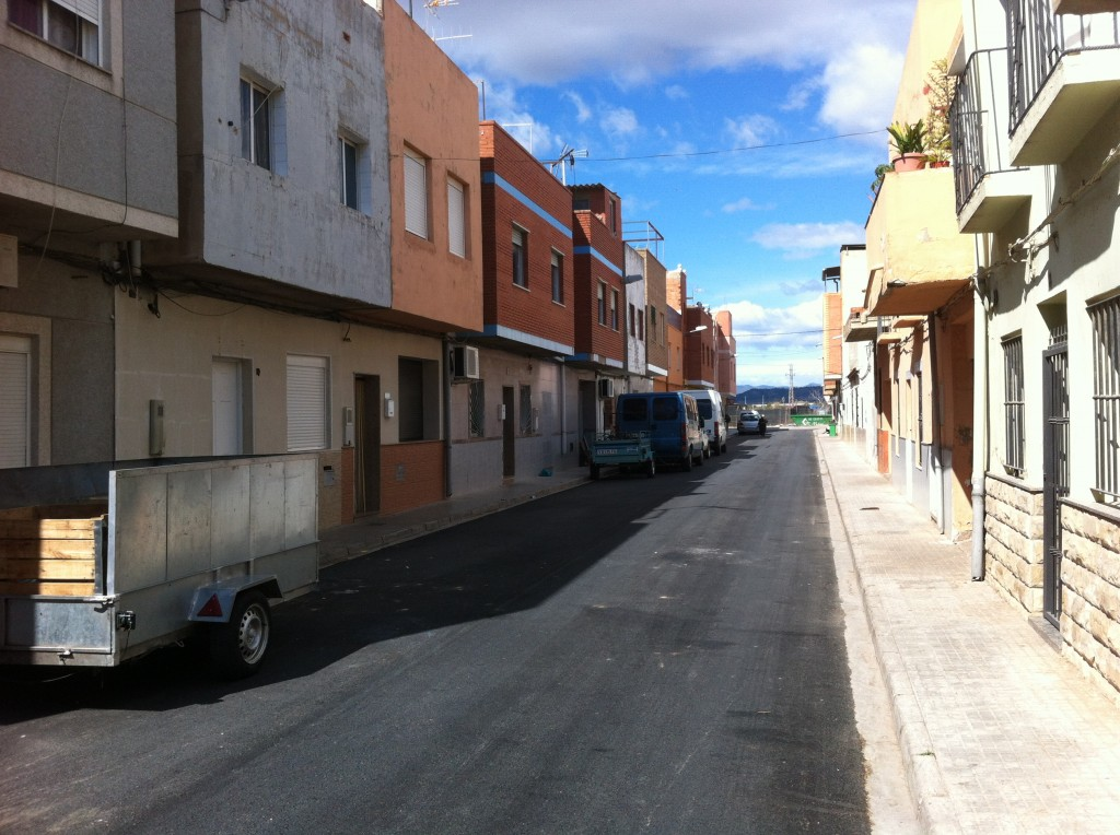 Calle Sierra Menera