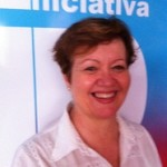 La Presidenta de IP, Pilar Berná