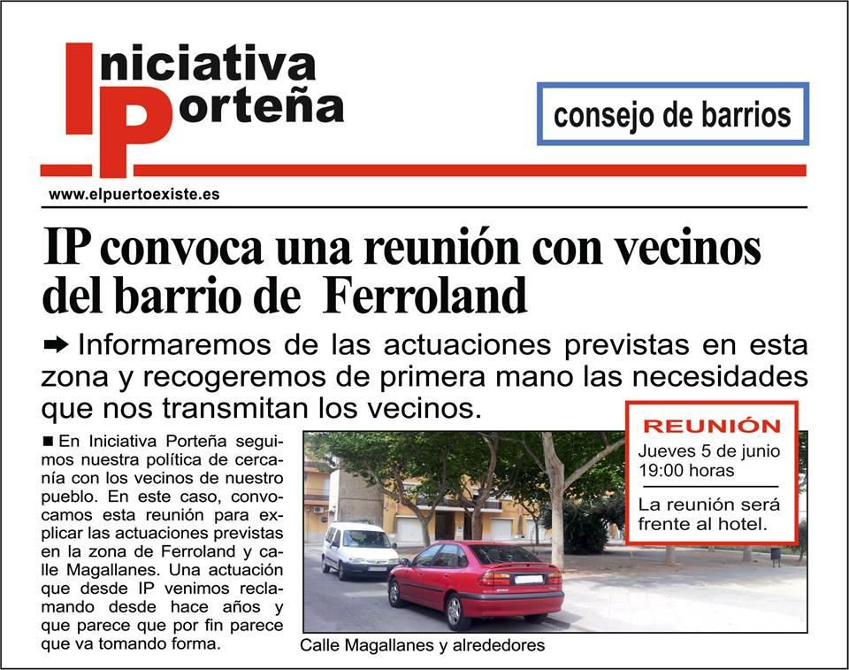 ferrroland