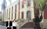 Recreación de futuras oficinas administrativas